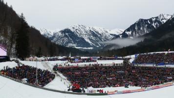 Skifliegen in Oberstdorf, Sport gehört dazu