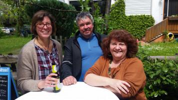 Traditioneller roter Vatertag in Sonthofen mit Vera Huschka, Kathrin Bäuerle und Michael Menz